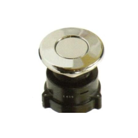 Bouton pneumatique - chromé pour opération longue distance