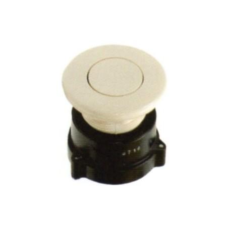 Bouton pneumatique - blanc pour opération longue distance