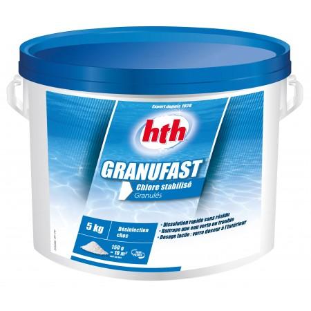 GRANUFAST Granulés 5kg