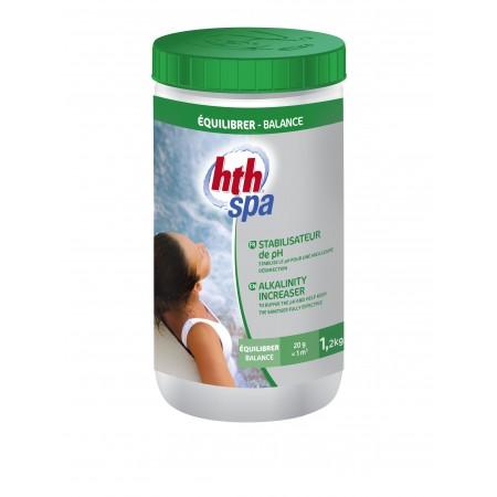 STABILISATEUR DE PH 1.2Kg poudre HTH Spa ALKANAL
