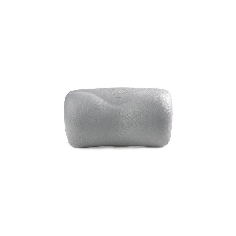 repose tete rectangulaire spaform gris