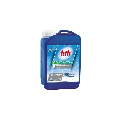 hth® GREEN TO BLUE 3 litres