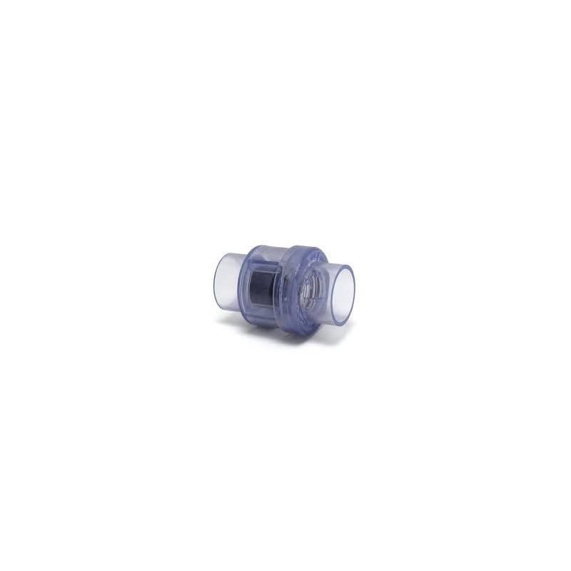 Clapet anti retour pour blower 1.5 pouces