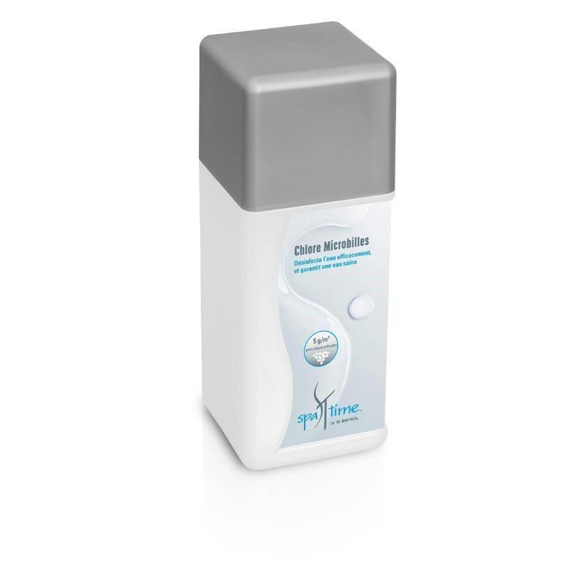 Chlore microbilles Spa Time ( Bayrol )