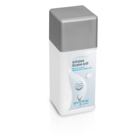 Activateur Oxygene Actif Spa Time ( Bayrol ) 1 L