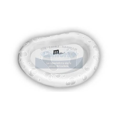 Bain de pied MSPA gonflable