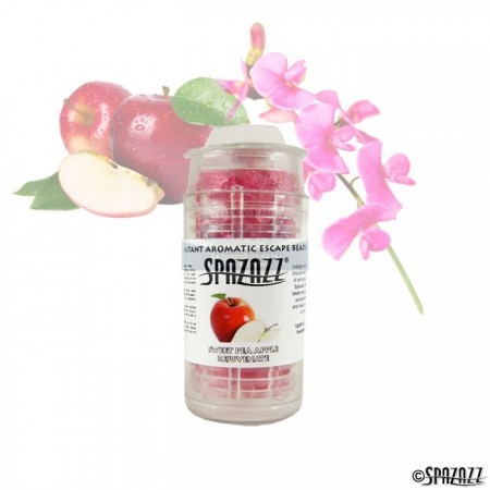 BILLES AROMATHERAPIE SPAZAZZ Sweet Pea Apple (Rejuvenate)