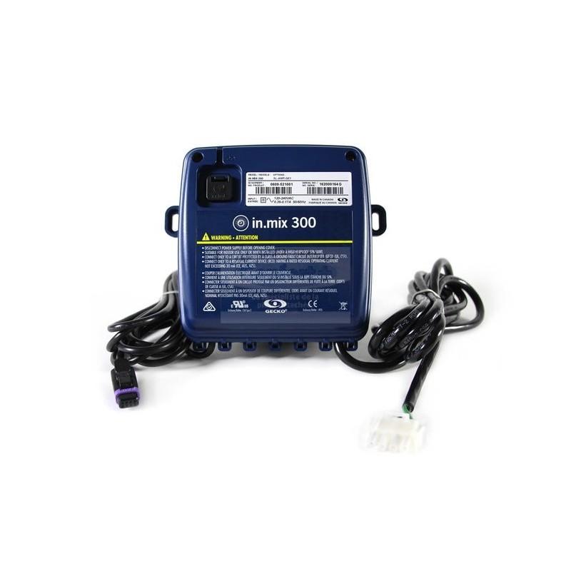 IN.MIX-300: CORDON D'ALIMENTATION AMP, PORT LED MTA 12VDC