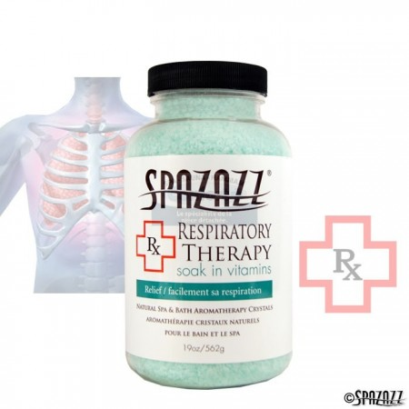 SPAZAZZ RESPIRATORY THERAPY 562g