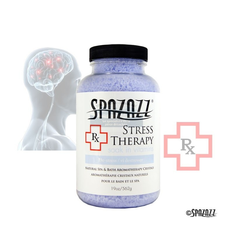 SPAZAZZ STRESS THERAPY