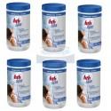 Chlore stabilisé pastille granulés hth spa 1.2Kg