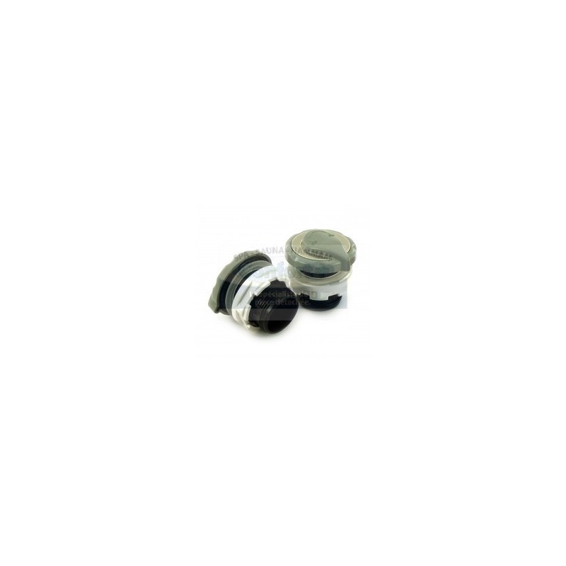 """Air control - Waterway 1"""" TruSeal stainless (Extra courte)"""