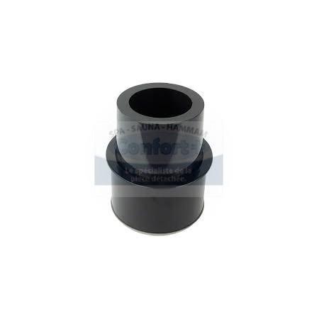 Skimmer telescopique dyna flo Noir