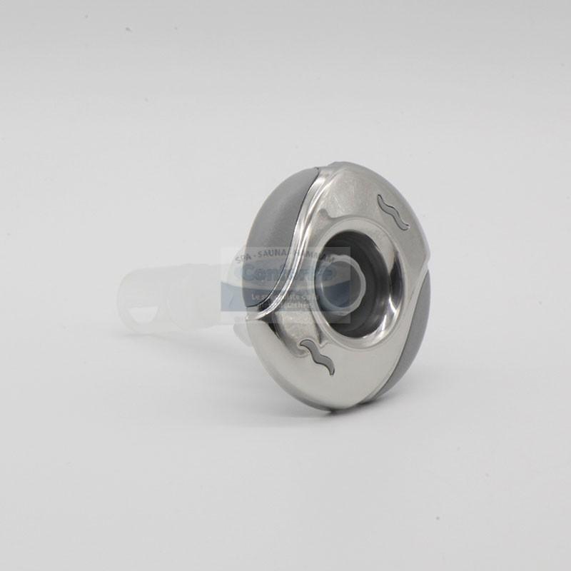 JET 2 POUCES WELLIS (51mm) directionnel gris clair