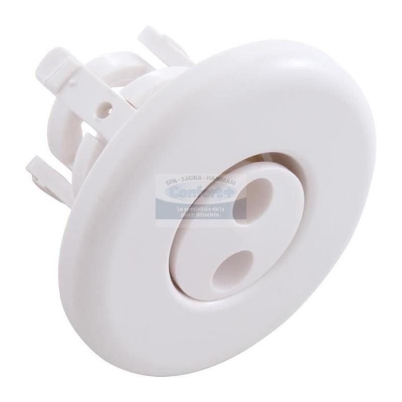 Buse Mini Jet Pulsator Rotative blanche