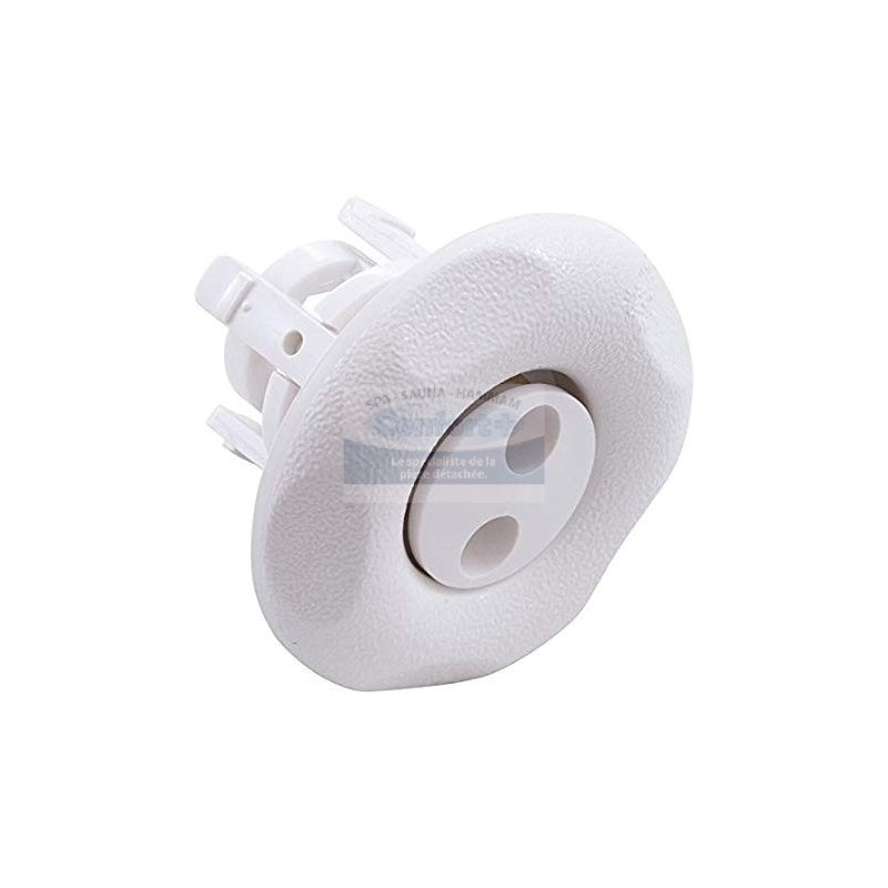 Mini jet pulsator blanc
