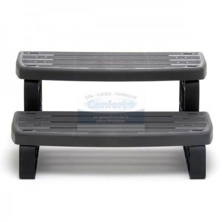 Escalier SPA WATERWAY GRAPHITE