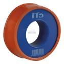 Ruban etancheite en Téflon 12mm * 0.075mm *12 ml