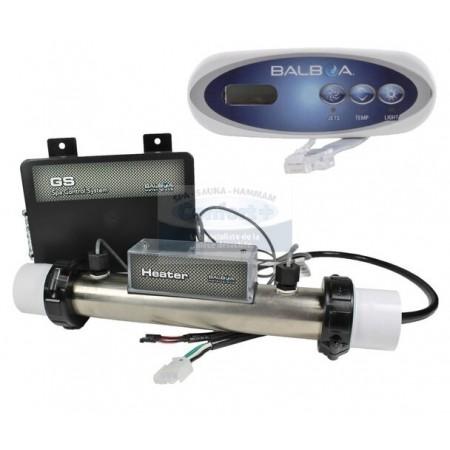 (Balboa Retrofit Kit 1) Boitier Balboa GS100 2kW + clavier VL200