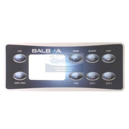 Balboa VL801D revêtement seul (8) 2 pompes + blower