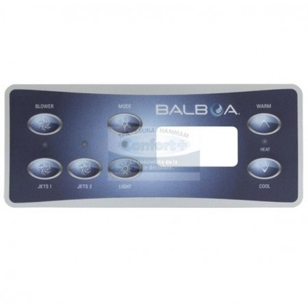 Balboa VL701S revêtement seul (7) 2 pompes + blower
