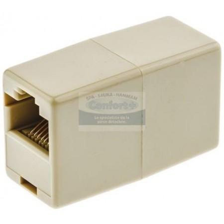 Coupleur pour câble d'extension claviers VL