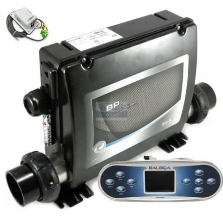 Kit complet 4.1 : Balboa BP2100G1 3kW + TP800 + module WiFi