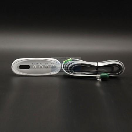 Clavier de commande pour séquenceur BALBOA