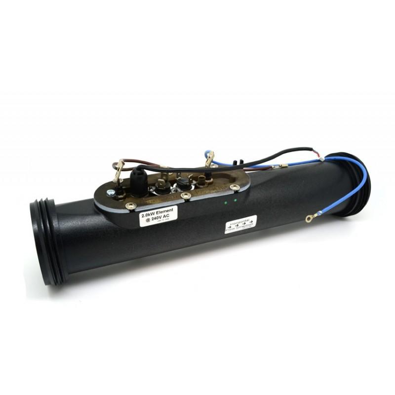 Rechauffeurs DAVEY / SPAQUIP SP SP600/601/800 2 kw