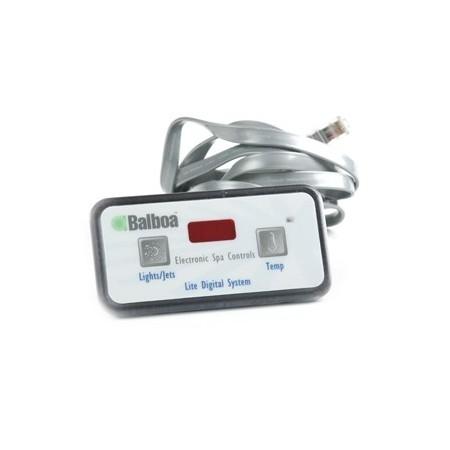Clavier BALBOA Lite reader 6 pins