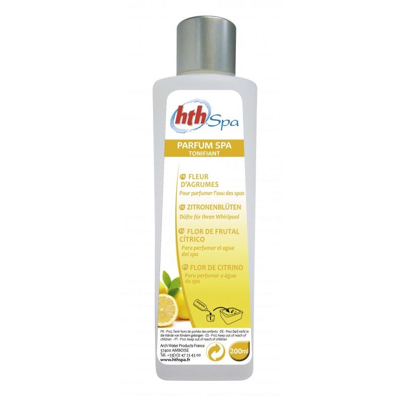 Parfum Hth Spa Fleur d agrumes 200ml