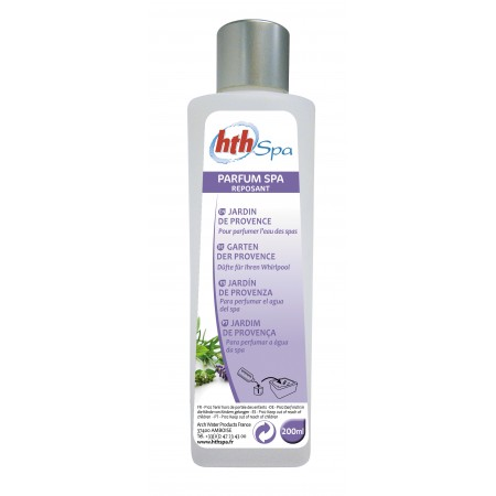 Parfum Hth Spa JARDIN DE PROVENCE 200ml