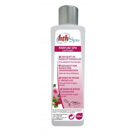 Parfum Hth Spa ROSES-GROSEILLES 200ml