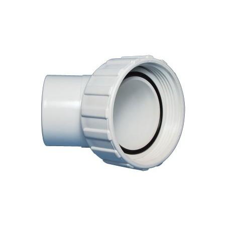 """Union de pompe 78 mm / 2"""" coudé 45°"""