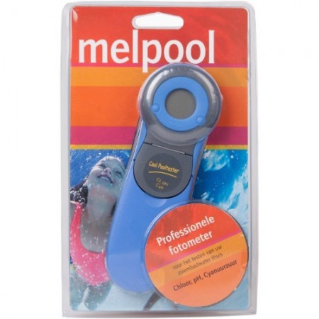 Melpool® Cool Pooltester chlore