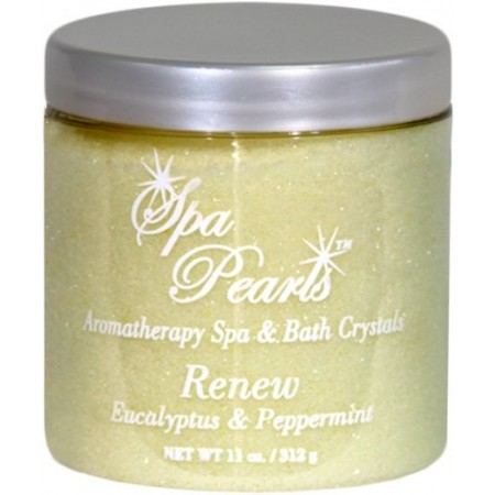 inSPAration Spa Pearls - Spa Pearls - Renew (Eucalyptus & Peppermint)