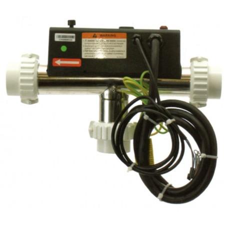 Rechauffeur LX H3O-R3 en T avec cable press